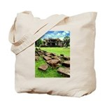 Angkor Wat Ruined Causeway Tote Bag