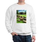 Angkor Wat Ruined Causeway Sweatshirt