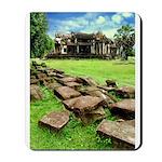 Angkor Wat Ruined Causeway Mousepad