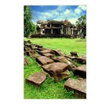 Angkor Wat Ruined Causeway Postcards (Package of 8