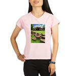 Angkor Wat Ruined Causeway Performance Dry T-Shirt