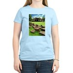Angkor Wat Ruined Causeway Women's Light T-Shirt