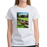 Angkor Wat Ruined Causeway Women's T-Shirt