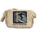 Skier Challenge Messenger Bag