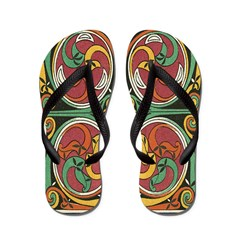 Tara Beauty Flip Flops