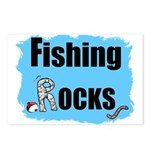 FISHING ROCKS Postcards (Package of 8)