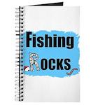 FISHING ROCKS Journal