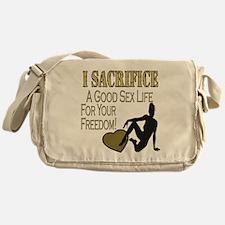 I Sacrifice Messenger Bag