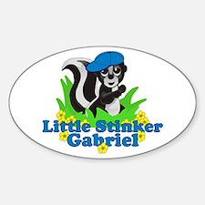 Little Stinker Gabriel Decal
