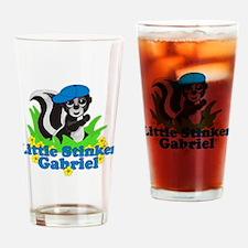 Little Stinker Gabriel Drinking Glass