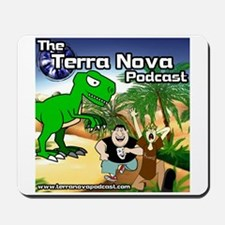 Terra Nova Podcast Mousepad