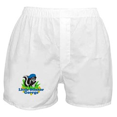 Little Stinker George Boxer Shorts