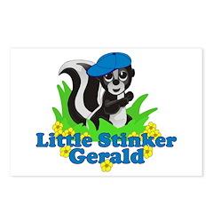Little Stinker Gerald Postcards (Package of 8)