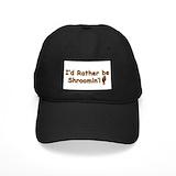 Morel mushroom Black Hat