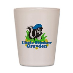 Little Stinker Grayden Shot Glass