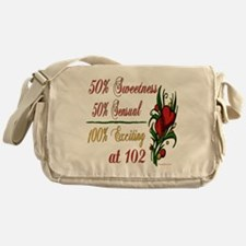 Exciting 102nd Messenger Bag