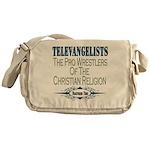 Televangelists Messenger Bag