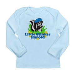 Little Stinker Harold Long Sleeve Infant T-Shirt