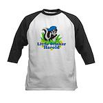 Little Stinker Harold Kids Baseball Jersey