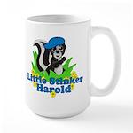 Little Stinker Harold Large Mug