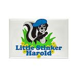 Little Stinker Harold Rectangle Magnet