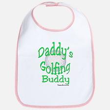 GOLF DADDY'S BUDDY Bib