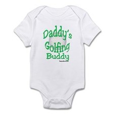 GOLF DADDY'S BUDDY Infant Bodysuit
