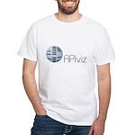 APIviz White T-Shirt