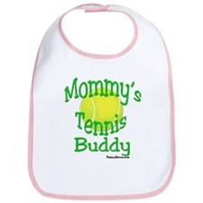 TENNIS MOMMY'S BUDDY Bib