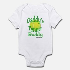 TENNIS DADDY'S BUDDY Infant Bodysuit