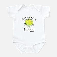 TENNIS GRANDPA'S BUDDY Infant Bodysuit