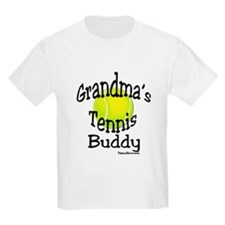 TENNIS GRANDMA'S BUDDY T-Shirt