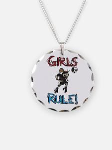Girlz Rule Necklace