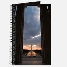 Washington Monument Sunrise Journal