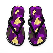 Pink Camo Sandal Shoes Flip Flops