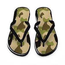 Camo Sandal Shoes Flip Flops