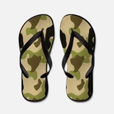 Camo Sandal Shoes Flip Flops