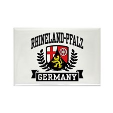 Rhineland Pfalz Germany Rectangle Magnet