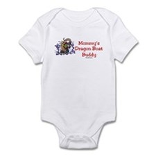Mommy's Dragon Boat Buddy Infant Bodysuit