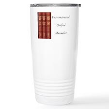 Cute Unreconstructed Travel Mug