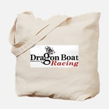 Dragon Boat Racing Tote Bag