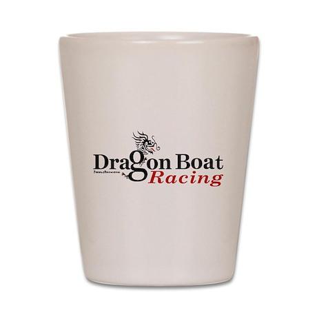 Dragon Boat Racing Shot Glass