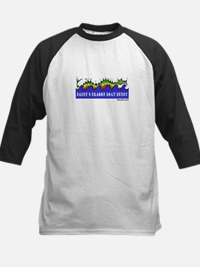 Dragon Boat Kids Baseball Jersey