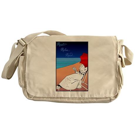 R & R & R Messenger Bag