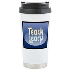 ALWAYS LEARNING Travel Mug