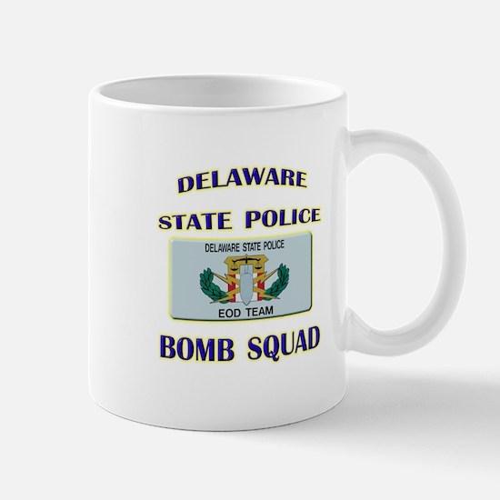 Delaware State Police EOD Tea Mug