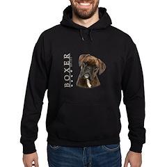 Brindle Boxer Hoodie