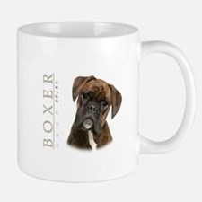 Brindle Boxer Mug