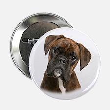 """Brindle Boxer 2.25"""" Button"""