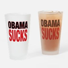 Cute I hate sarah palin Drinking Glass
